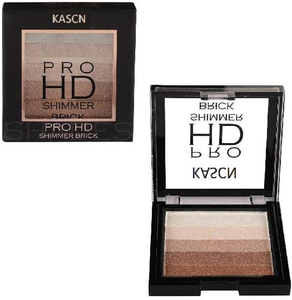KASCN Shimmer Brick Highlighter (Multicolor)