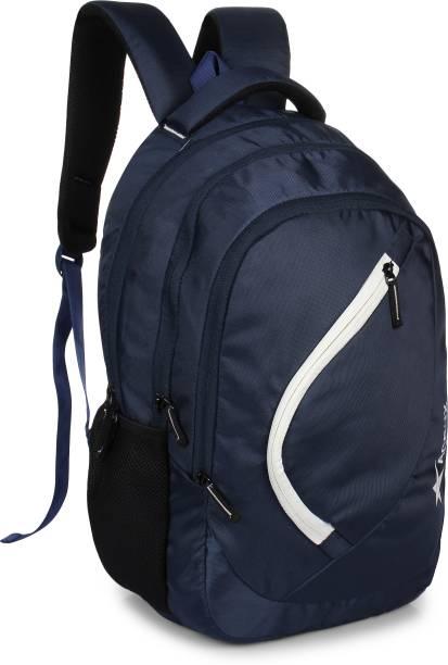 Acrux Troy NavyWhie_12 Waterproof Backpack