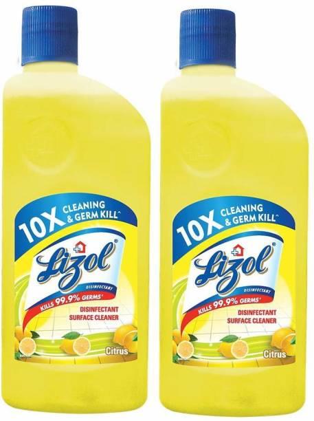 LIZOL Disinfectant Surface Cleaner200+200ML Citrus