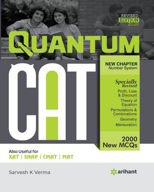 Quantitative Aptitude Quantum Cat 2020