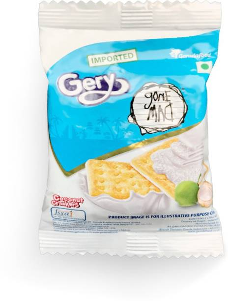Gone Mad Coco crackers (Pack of 15)