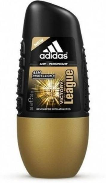 ADIDAS Victory League 48 Hours Protection Deodorant Roll-on  -  For Men