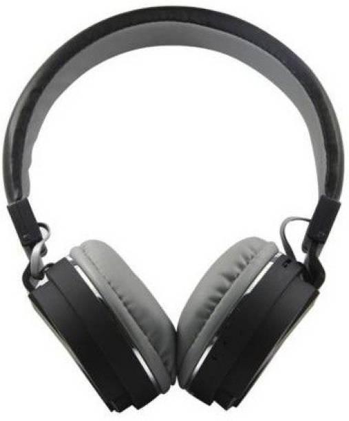 POLLARD SH12 Wireless Bluetooth Headphone With FM&SD Card Slot Headset Bluetooth Headset
