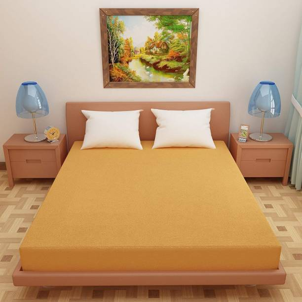Relaxfeel Fitted Single Size Waterproof Mattress Cover