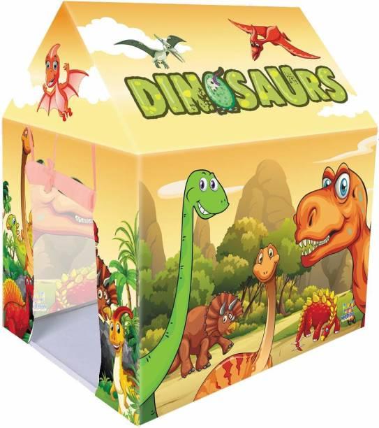 Webby Kids Dinosaur Play Tent House