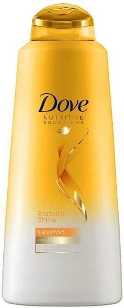 DOVE Nutritive Solutions Radiant Shine Shampoo made in usa