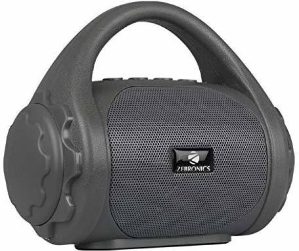 ZEBRONICS Zeb-County Built-in FM Radio Aux Input 3 W Bluetooth Speaker