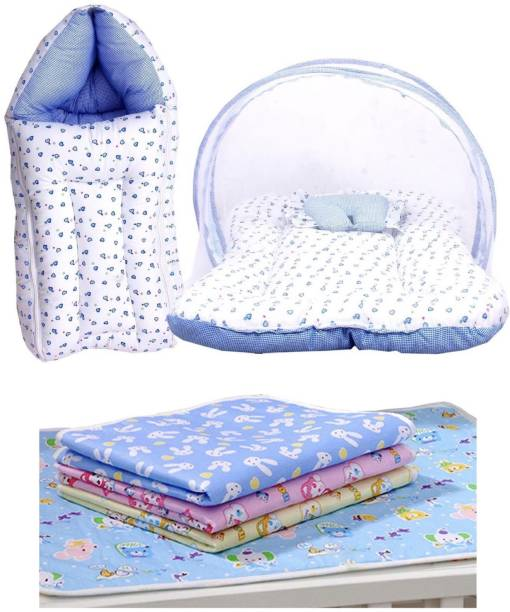 Miss & Chief Infant Daily Essential| Gift Set | Combo Pack | All In One(0-6 Months)(Total Items: 6)