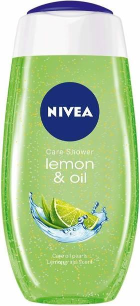 NIVEA Lemon & Oil Shower Gel 1 Units of 500 ml (500 ml)