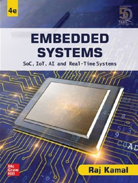 Embedded Systems - SoC, IoT, AI and Real-Time Systems | 4th Edition