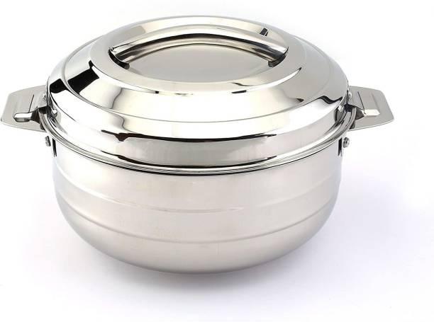 cello Lumina Double wall stainless steel casserole, 2500 ml Thermoware Casserole