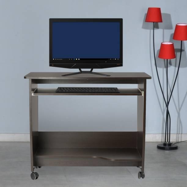 @Home by nilkamal Glenn Engineered Wood Computer Desk