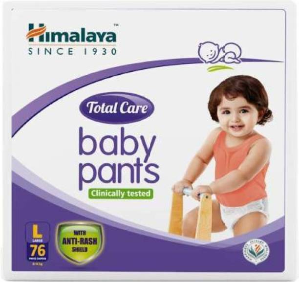 HIMALAYA Total Care Baby Pants Diapers - L
