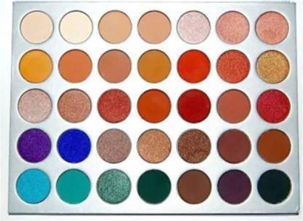 LA OTTER EYESHADOW the Hill Palette 70 g (multicolor) 70 g