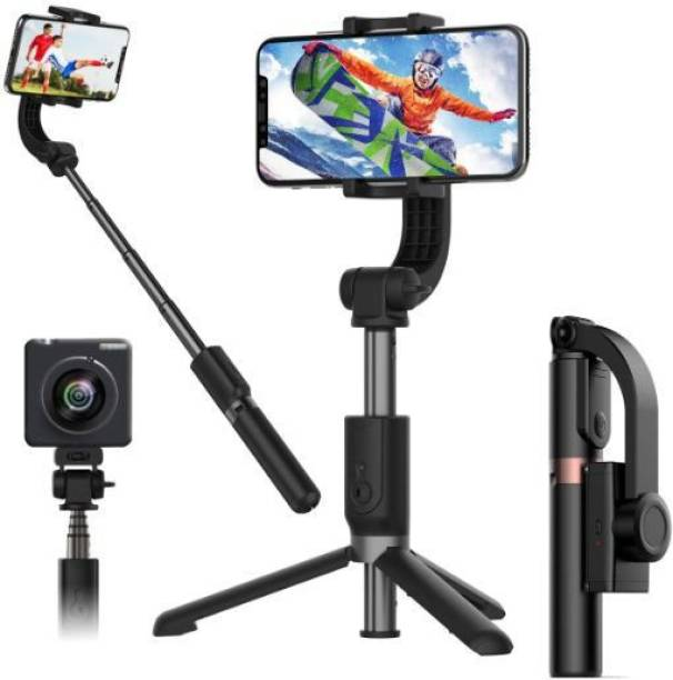 GUGGU RYX_408B_mi L08 Gimbal Stabilizer iSteady Pro2 3-Axis Stabilizer Handheld Action Camera for\ Hero 7/6/5/4/3 DJI Osmo , Yi Cam 4K, AEE, SJCAM Sports Cams APP Controls for Time-Lapse, Tracking, Auto Panoramas 3 Axis Gimbal Single Gimbal