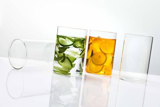 BOROSIL (Pack of 6) CFG43W Glass Set