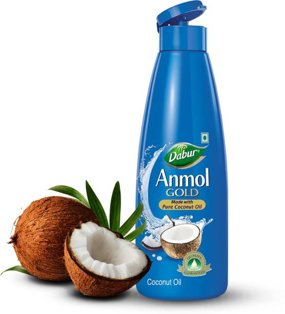 Dabur Anmol Gold Pure Coconut Hair Oil
