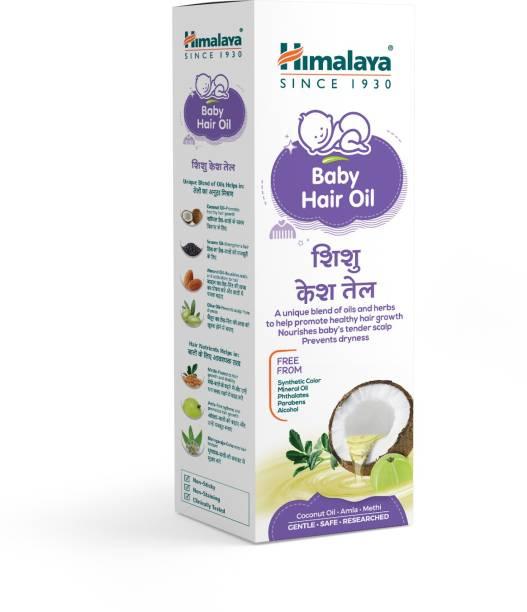 HIMALAYA Baby Hair Oil 200 ml Hair Oil