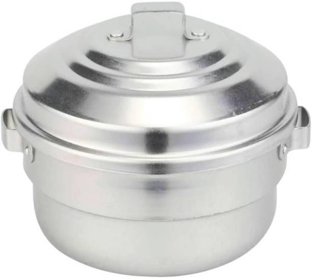 subaa Subaa Aluminium Idli Cooker Steamer/maker/satti For home & Hotel 16 idly pot Induction & Standard Idli Maker