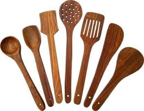 rgsg enterprises Wooden Ladle