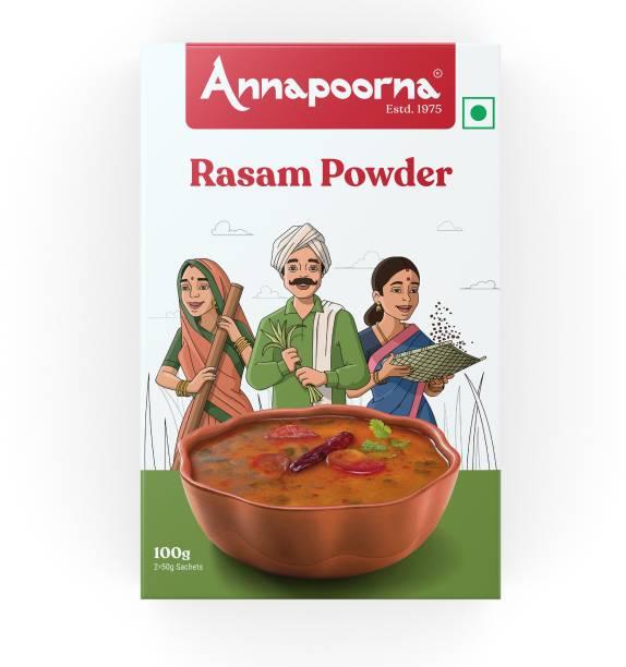Annapoorna Rasam Powder 100g Carton