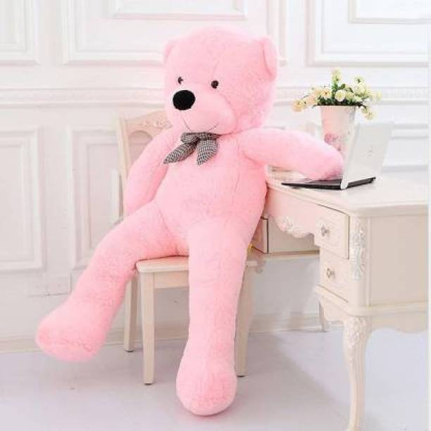 happybear 3FEET PINK BEAR DON'T MISS OUT...SPECIAL GIFT ITEM {PINK}92.5CM  - 92.5 cm