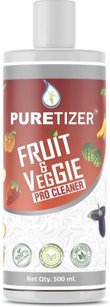 PURETIZER Fruit & Vegetable Pro Cleaner Anti Bacterila 500ml