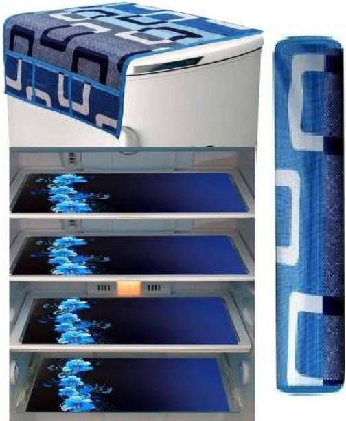 Fabolic Refrigerator  Cover