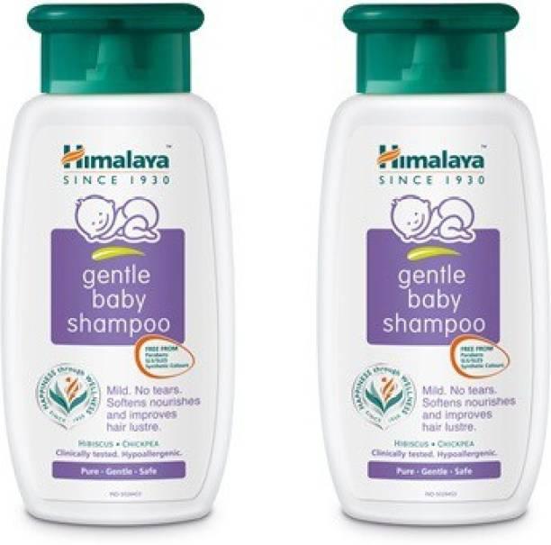 HIMALAYA Gentle Baby Shampoo (400ml, Pack of 2)