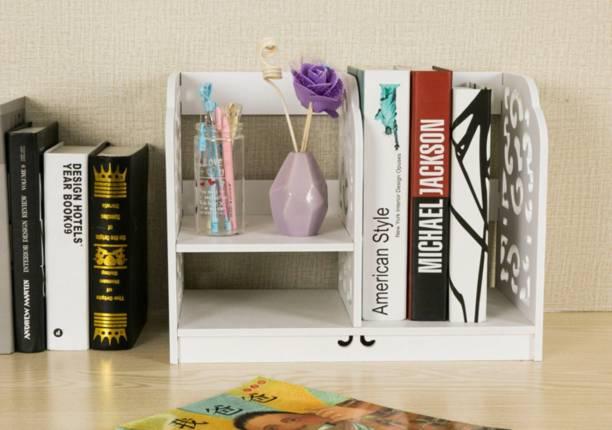 Furn Master Plastic Open Book Shelf