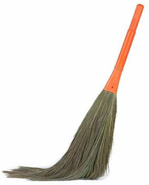 Monkey 555 VVV - V Shaped Handle Grass Dry Broom