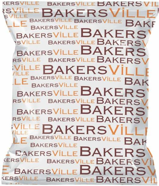 Bakersveggie Eggless Vanilla Cake Premix (Cake Mix), 1kg 1 kg