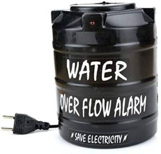 JKK Water Tank Overflow Alert Bell Alarm Sound System Wired Sensor Security System