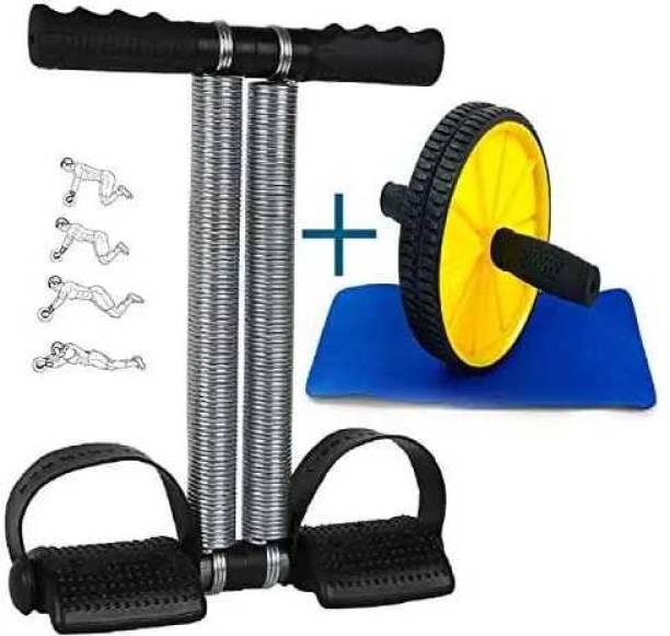 SAWARIYA tummy trimmer and roller Ab Exerciser