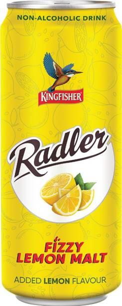 Kingfisher Radler Lemon Flavour Can
