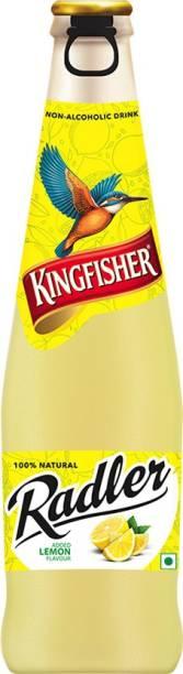 Kingfisher Radler Lemon Non-Alcoholic Glass Bottle