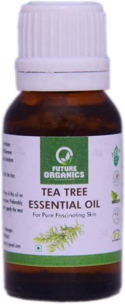 Future Organics Tea Tree Essential Oil pack of 2 (15 Ml Each)