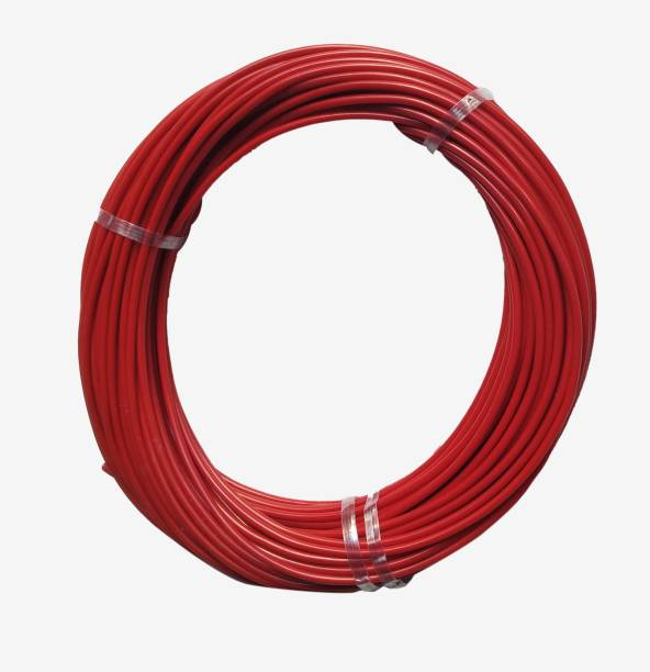 Anandi Traders NA Red 25 m Wire