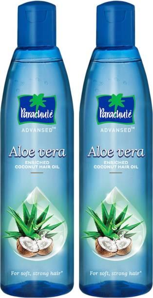 Parachute Advansed Aloe Vera Enriched Coconut Hair Oil Combo Hair Oil