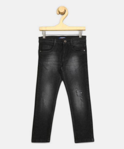 KILLER Slim Boys Black Jeans