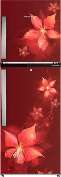 Voltas 250 L Frost Free Double Door 3 Star Refrigerator