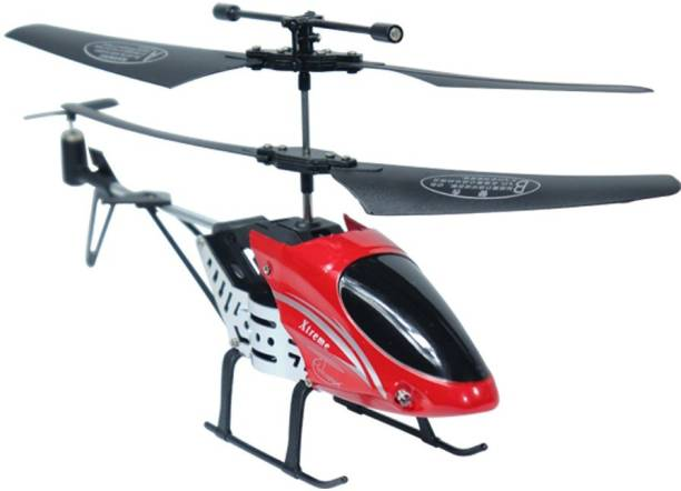 Tector Explorer 3.5 Channel Remote Control Helicopter