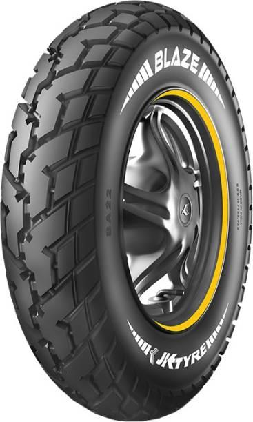 JK TYRE Blaze BA22 90/90 12 Front & Rear Tyre