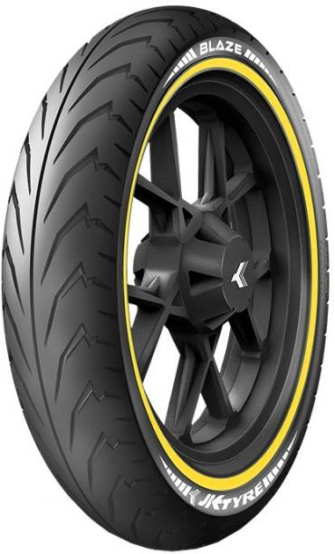 JK TYRE 1B15280017046PF330BLAZE BF33 80/100 17 Front Tyre