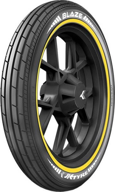 JK TYRE 1B12127018424PF110BLAZE BF11 2.75-18 Front Tyre