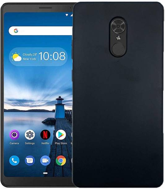 Flipkart SmartBuy Back Cover for Lenovo Tab V7 6.9 inch