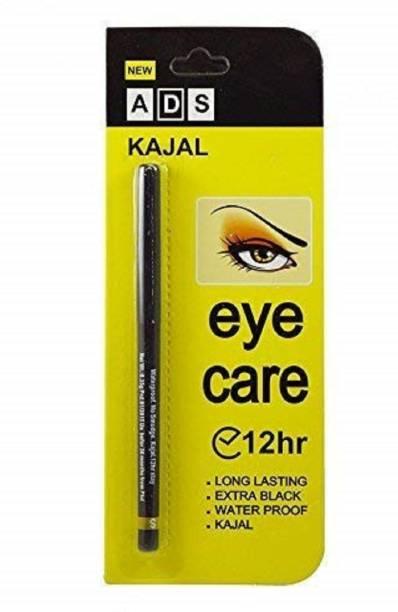 ads Kajal Waterproof Long-Lasting Pack of 1 (black, 0.35 g)
