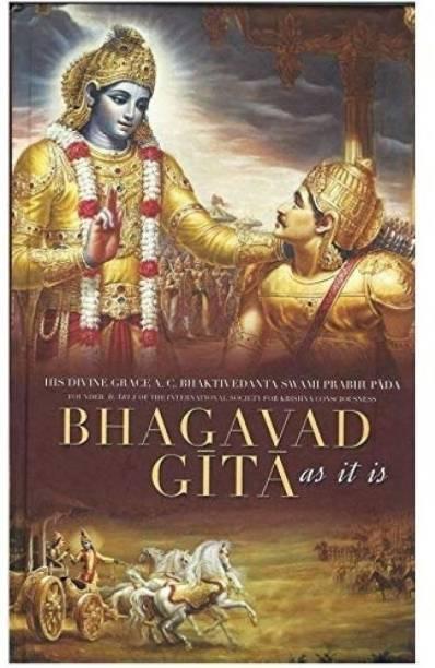 Srimad Bhagavad Gita As It Is ( English )