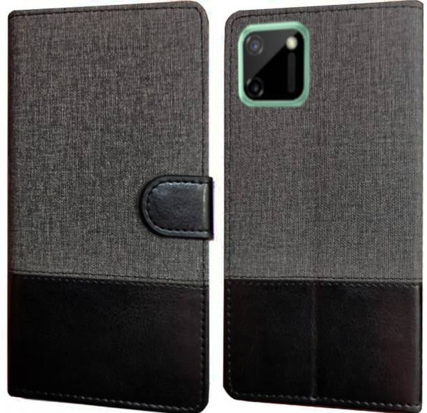 Spicesun Flip Cover for Realme C11