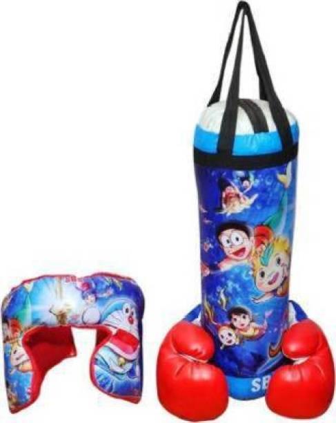 loveytoy DOREMON BOXING KIT SET FOR KIDS Boxing Kit Boxing Kit Boxing Kit